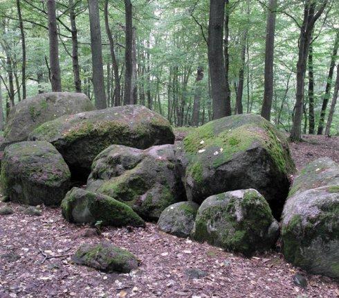 borkowo-megality